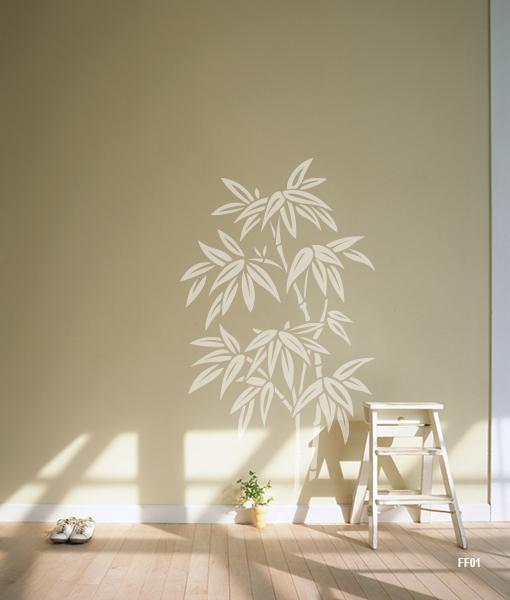 Interieursticker fauna en flora
