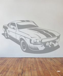 Interieursticker Ford Mustang