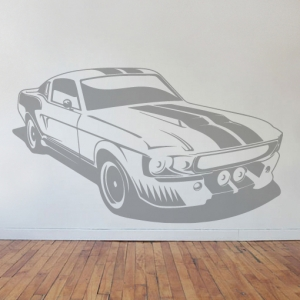 Interieursticker Ford Mustang