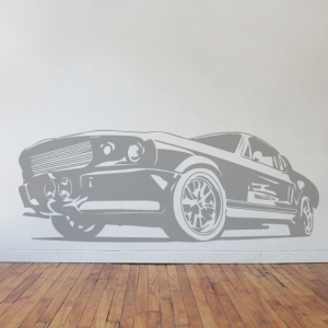 Interieursticker Ford Mustang Eleanora