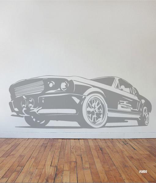 Interieursticker Ford Mustang Eleanora